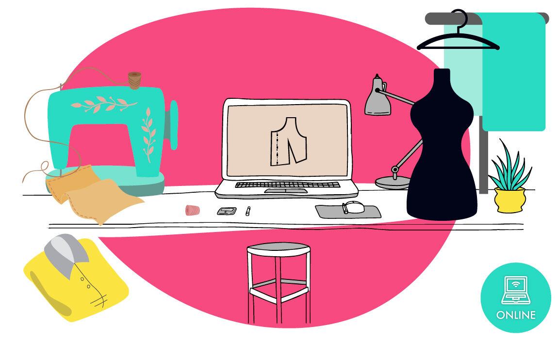 Baul de moda - Talleres de indumentaria