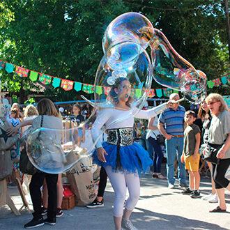 Festival 10° Edición en Ciudad Jardín