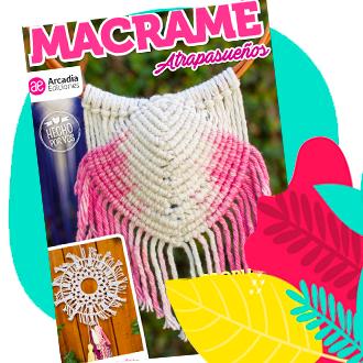 Revista Macrame Mandalas