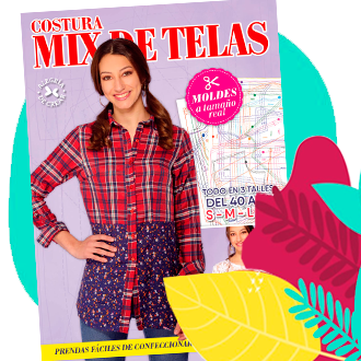 Revista Mix Telas